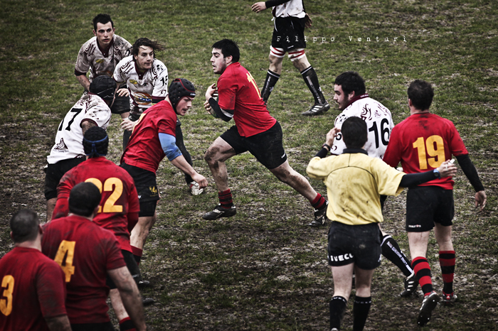 Romagna Rugby VS Lions Amaranto (photo 24)