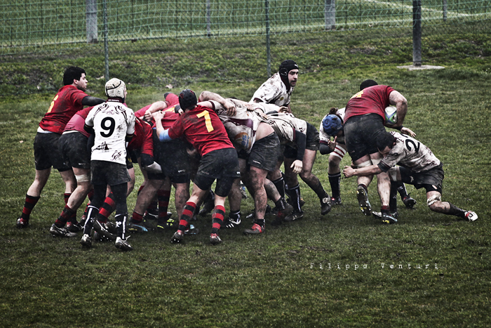 Romagna Rugby VS Lions Amaranto (photo 25)