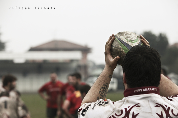 Romagna Rugby VS Lions Amaranto (photo 27)
