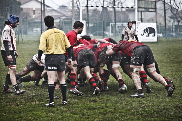 Romagna Rugby VS Lions Amaranto (photo 29)
