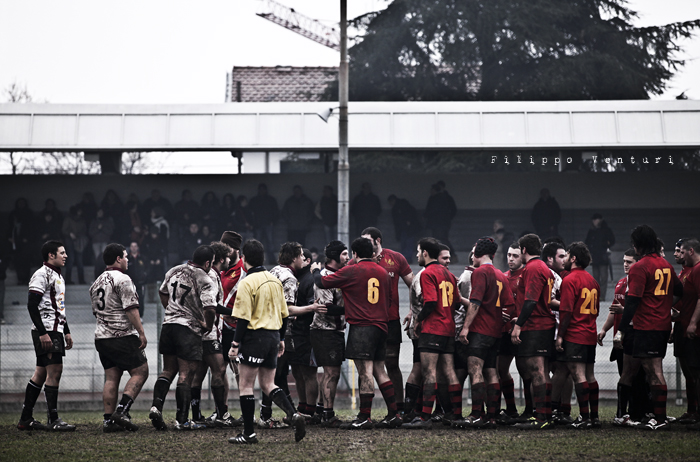 Romagna Rugby VS Lions Amaranto (photo 30)