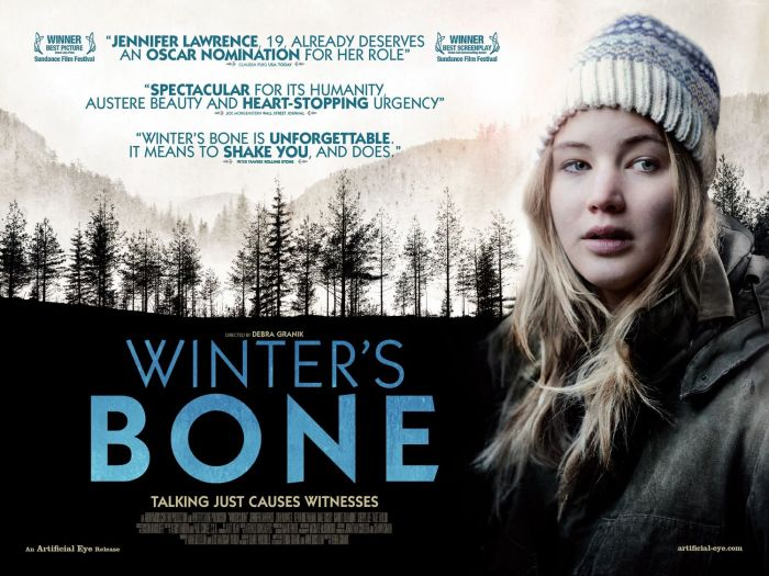Un gelido inverno (Jennifer Lawrence)