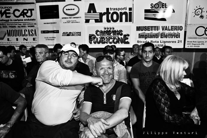 Boxe, Matteo Signani vs Gaetano Nespro (Seven di Savignano) Foto 2