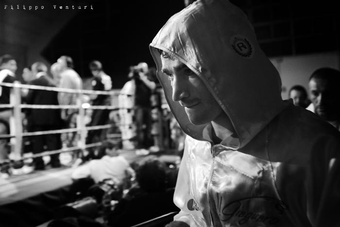 Boxe, Matteo Signani vs Gaetano Nespro (Seven di Savignano) Foto 5