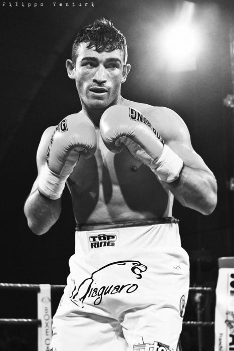 Boxe, Matteo Signani vs Gaetano Nespro (Seven di Savignano) Foto 7