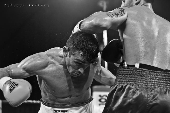 Boxe, Matteo Signani vs Gaetano Nespro (Seven di Savignano) Foto 10