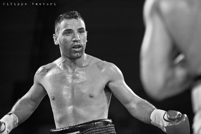 Boxe, Matteo Signani vs Gaetano Nespro (Seven di Savignano) Foto 11
