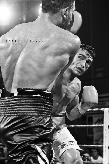 Boxe, Matteo Signani vs Gaetano Nespro (Seven di Savignano) Foto 20