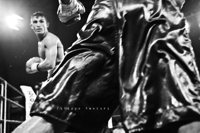 Boxe, Matteo Signani vs Gaetano Nespro (Seven di Savignano) Foto 22