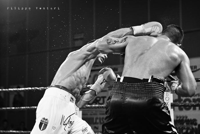 Boxe, Matteo Signani vs Gaetano Nespro (Seven di Savignano) Foto 26
