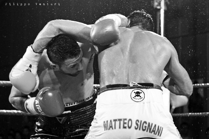 Boxe, Matteo Signani vs Gaetano Nespro (Seven di Savignano) Foto 30