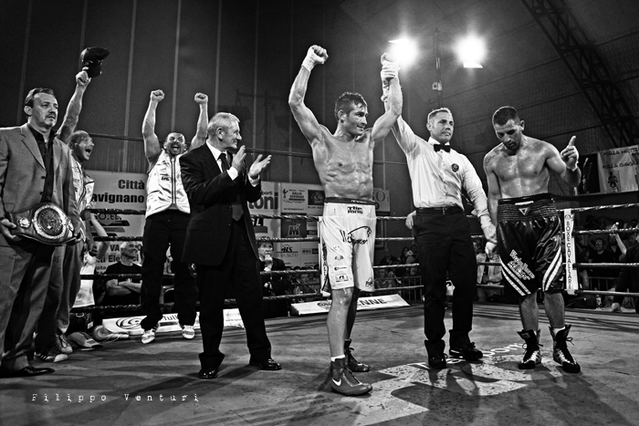 Boxe, Matteo Signani vs Gaetano Nespro (Seven di Savignano) Foto 31
