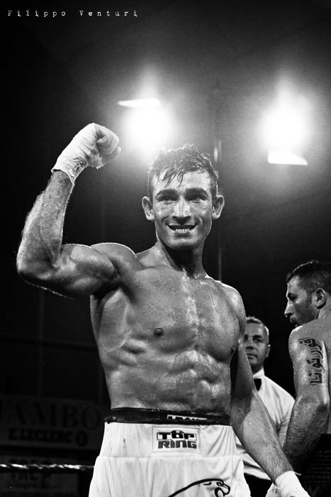 Boxe, Matteo Signani vs Gaetano Nespro (Seven di Savignano) Foto 32