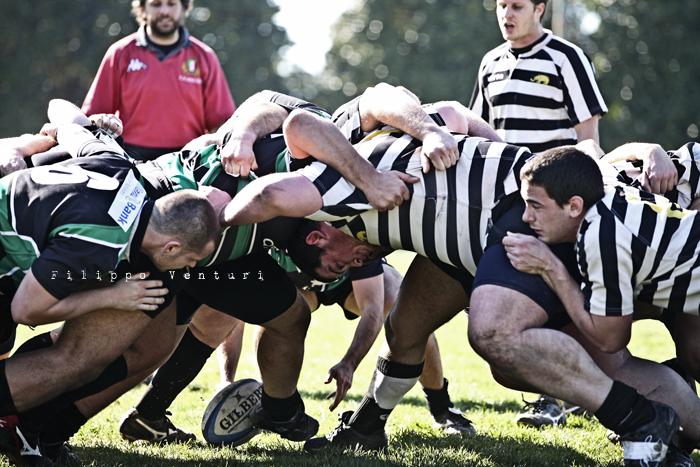 Cesena Rugby VS Lupi di Canolo (foto 1)