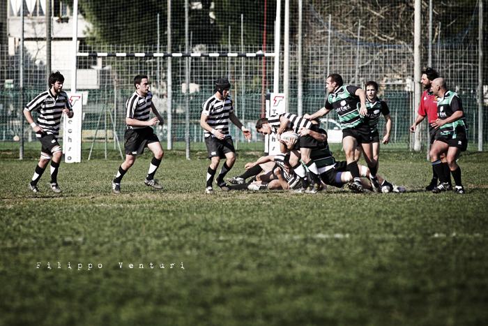 Cesena Rugby VS Lupi di Canolo (foto 3)