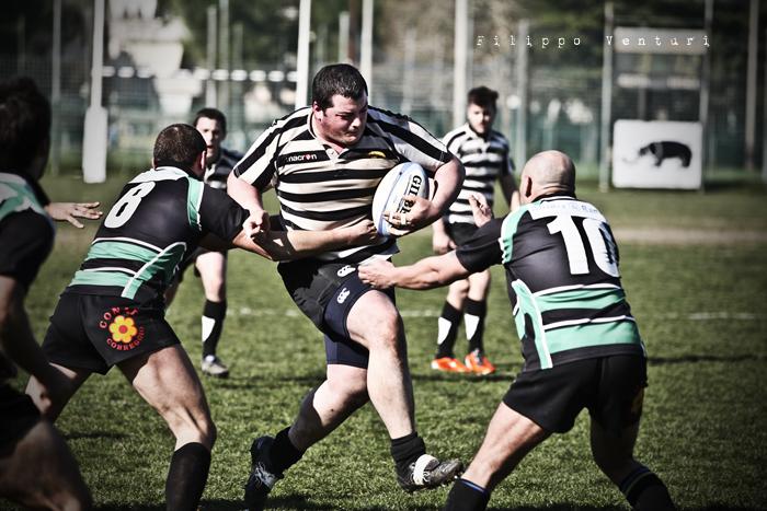 Cesena Rugby VS Lupi di Canolo (foto 4)