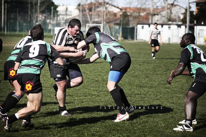 Cesena Rugby VS Lupi di Canolo (foto 5)