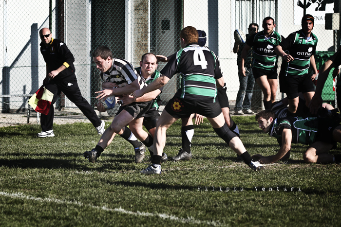 Cesena Rugby VS Lupi di Canolo (foto 15)