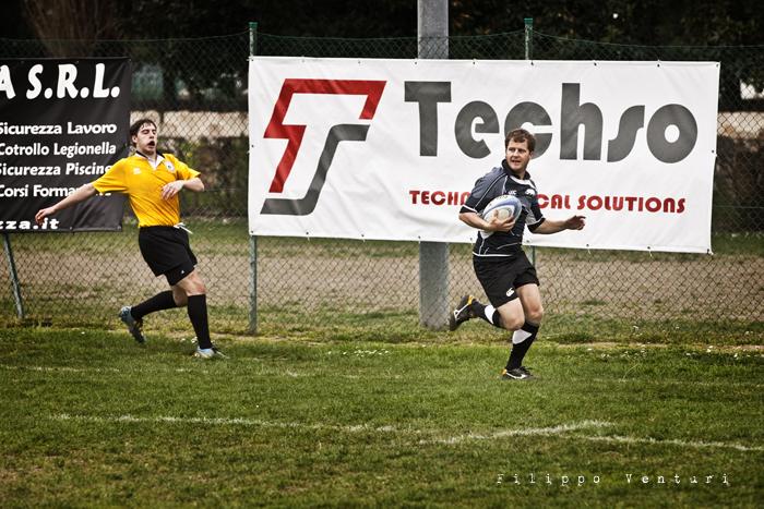 Cesena Rugby VS Stendhal Parma (foto 1)