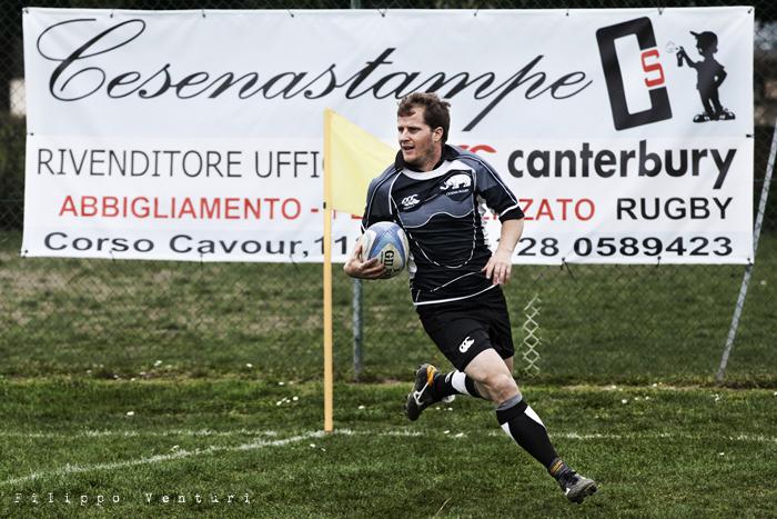 Cesena Rugby VS Stendhal Parma (foto 2)