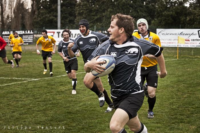 Cesena Rugby VS Stendhal Parma (foto 3)