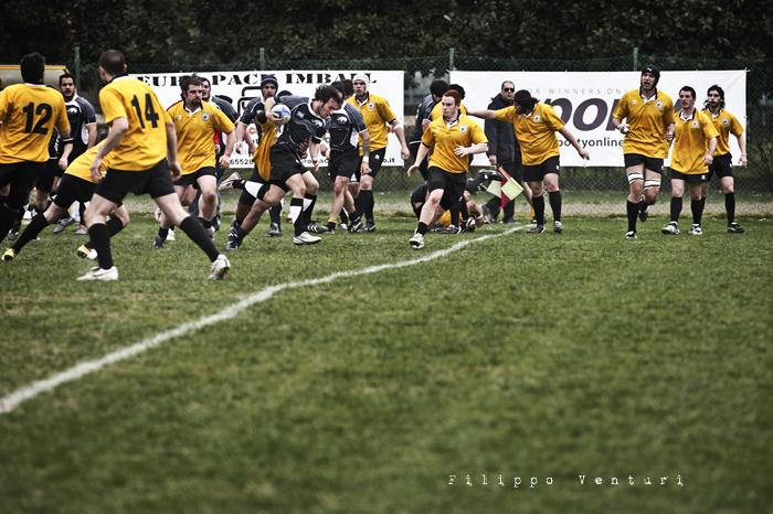 Cesena Rugby VS Stendhal Parma (foto 4)