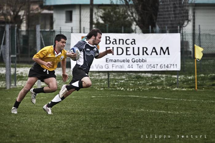 Cesena Rugby VS Stendhal Parma (foto 5)