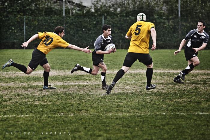 Cesena Rugby VS Stendhal Parma (foto 11)