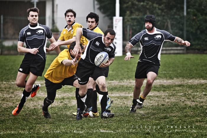 Cesena Rugby VS Stendhal Parma (foto 12)