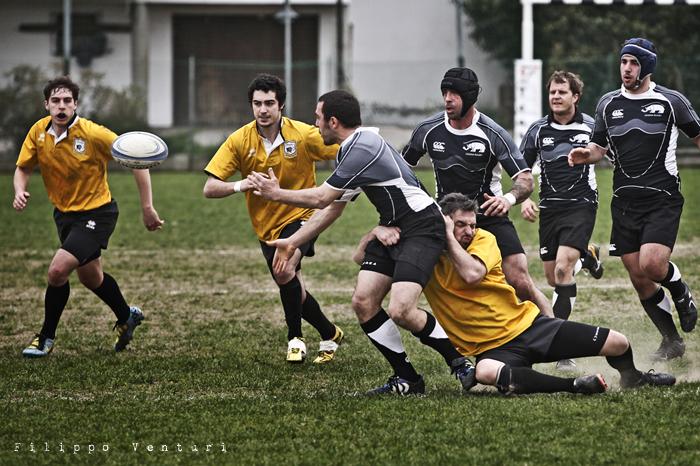 Cesena Rugby VS Stendhal Parma (foto 13)