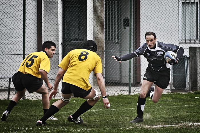 Cesena Rugby VS Stendhal Parma (foto 14)