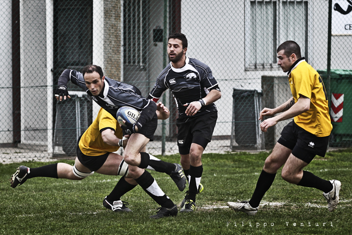 Cesena Rugby VS Stendhal Parma (foto 15)