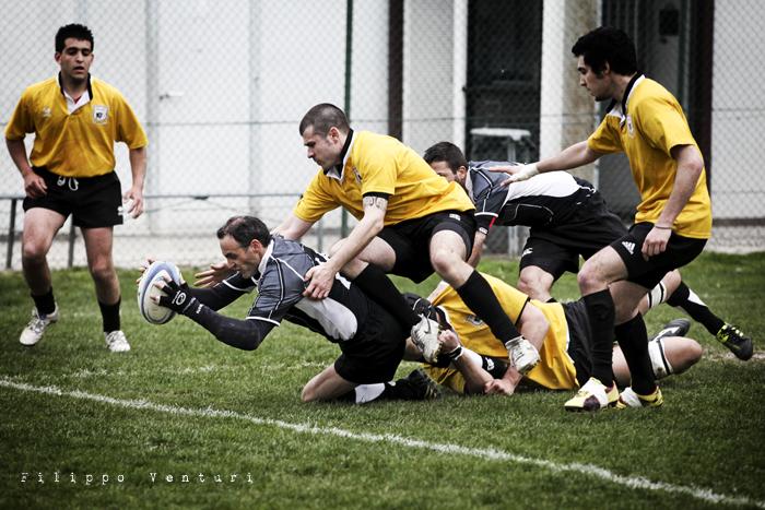 Cesena Rugby VS Stendhal Parma (foto 16)