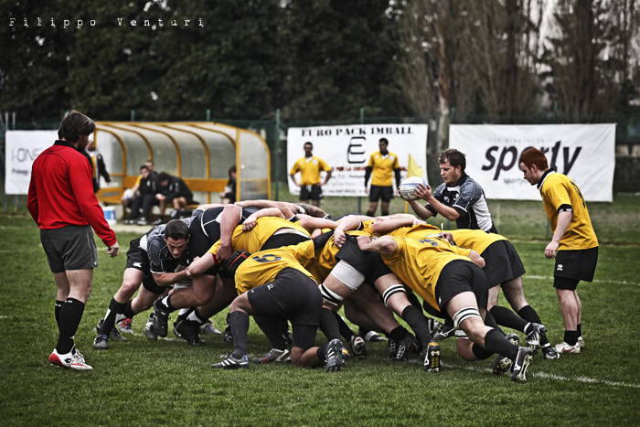 Cesena Rugby VS Stendhal Parma (foto 17)