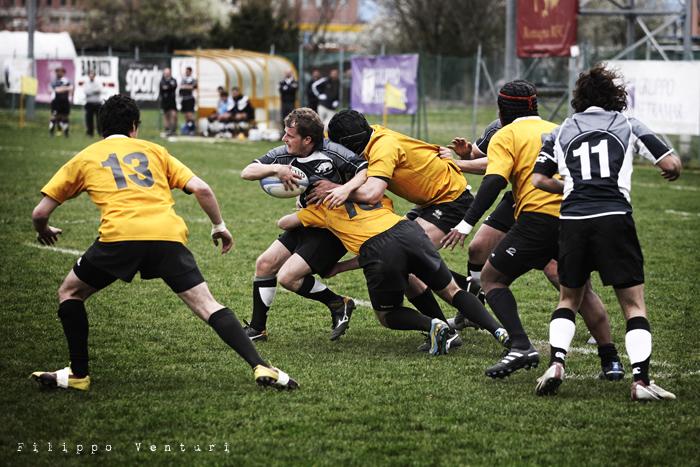 Cesena Rugby VS Stendhal Parma (foto 18)