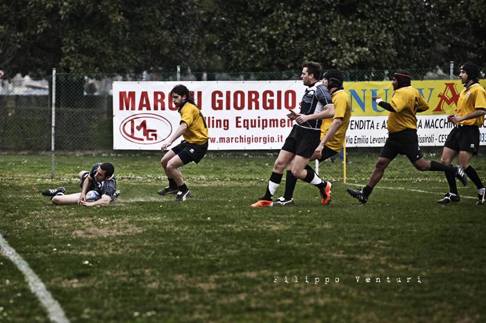 Cesena Rugby VS Stendhal Parma (foto 25)