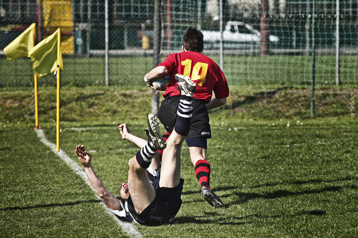 (Romagna Rugby Day) Romagna Rugby - Imola Rugby (Foto 12)