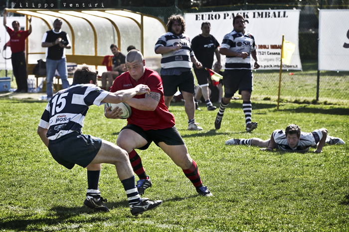 (Romagna Rugby Day) Romagna Rugby - Imola Rugby (Foto 20)