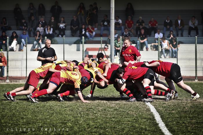 Romagna Rugby VS Pesaro Rugby (foto 1)