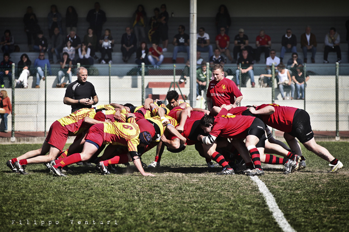 Romagna Rugby VS Pesaro Rugby (foto 1)