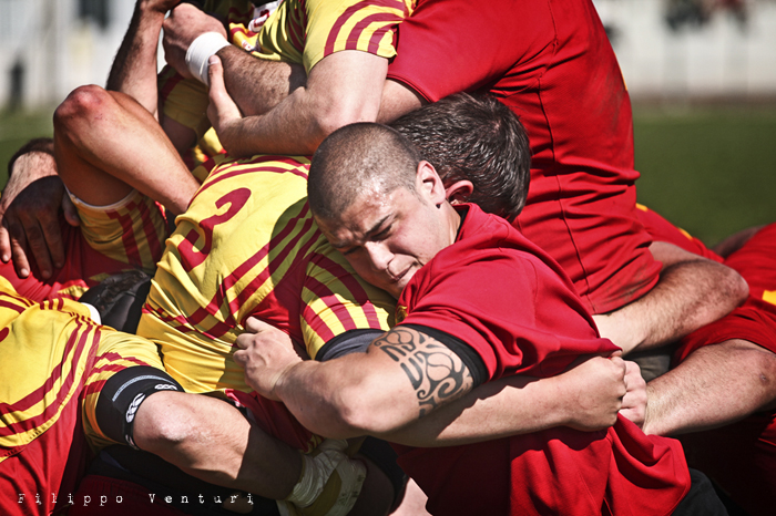 Romagna Rugby VS Pesaro Rugby (foto 2)