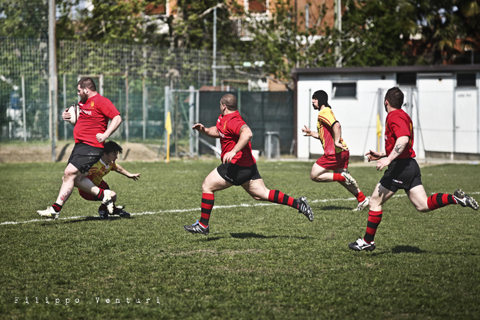 Romagna Rugby VS Pesaro Rugby (foto 3)