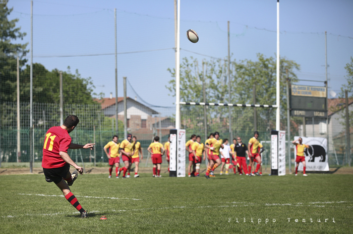 Romagna Rugby VS Pesaro Rugby (foto 4)