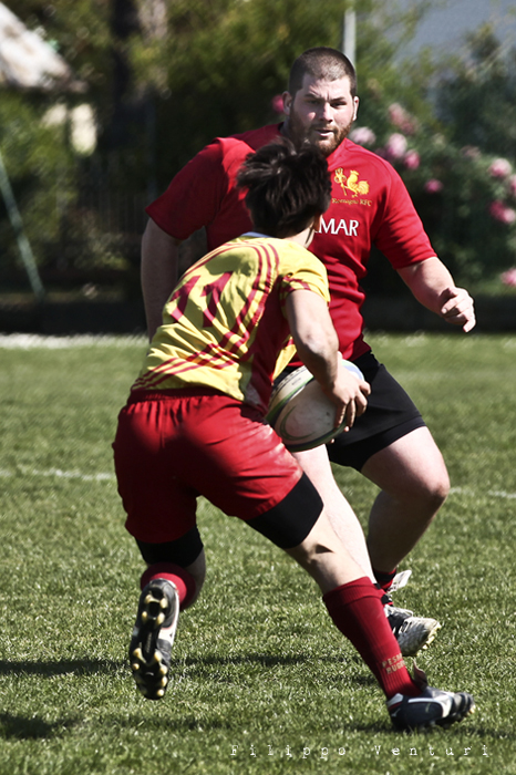 Romagna Rugby VS Pesaro Rugby (foto 5)