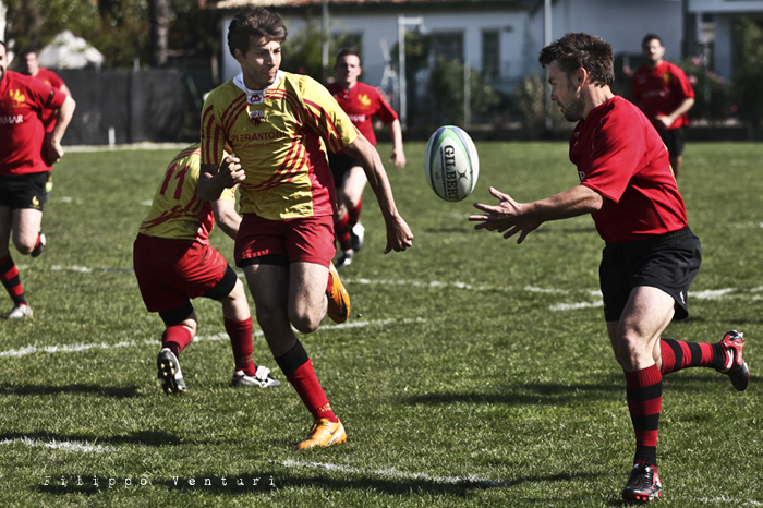 Romagna Rugby VS Pesaro Rugby (foto 6)