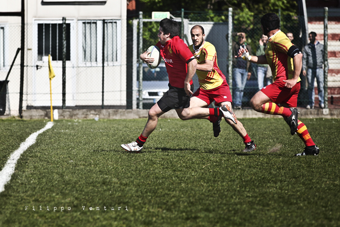 Romagna Rugby VS Pesaro Rugby (foto 7)