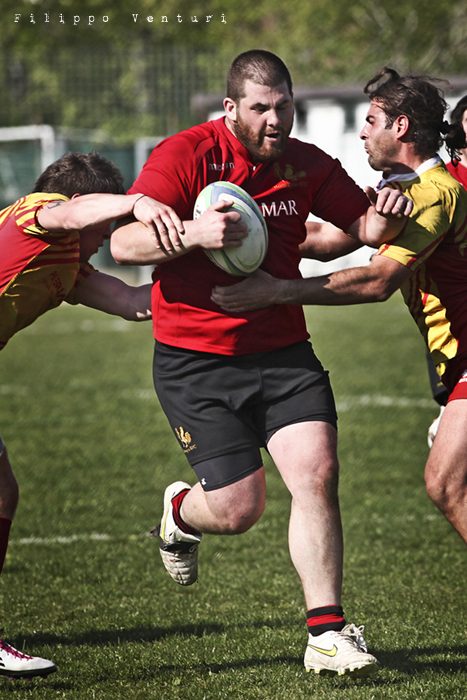 Romagna Rugby VS Pesaro Rugby (foto 13)
