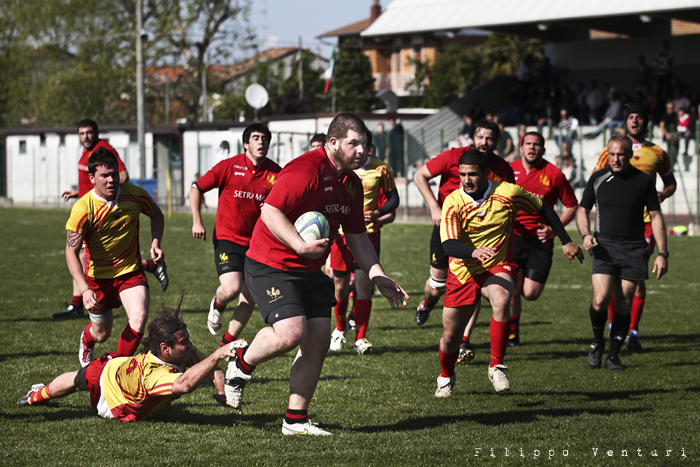 Romagna Rugby VS Pesaro Rugby (foto 14)