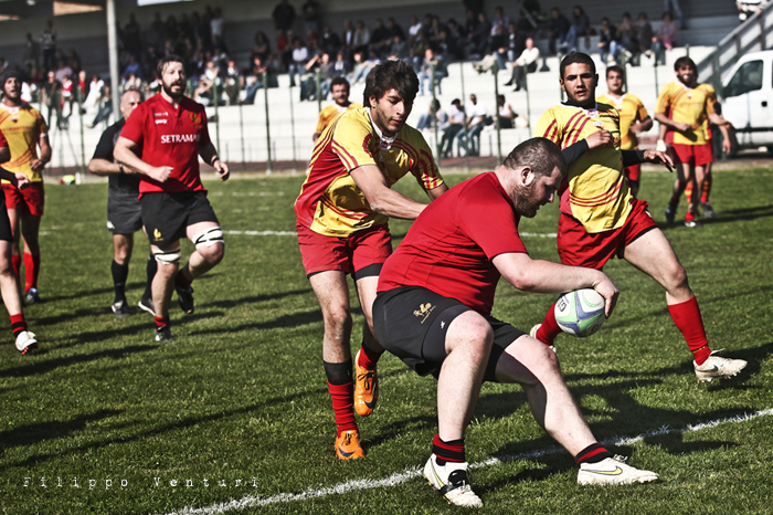 Romagna Rugby VS Pesaro Rugby (foto 15)