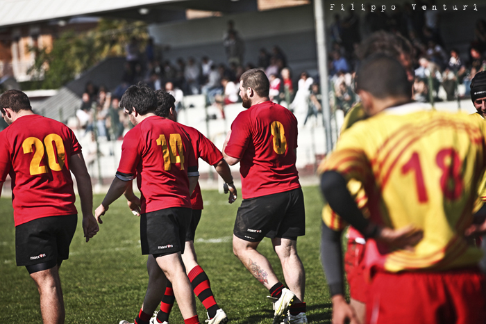 Romagna Rugby VS Pesaro Rugby (foto 16)